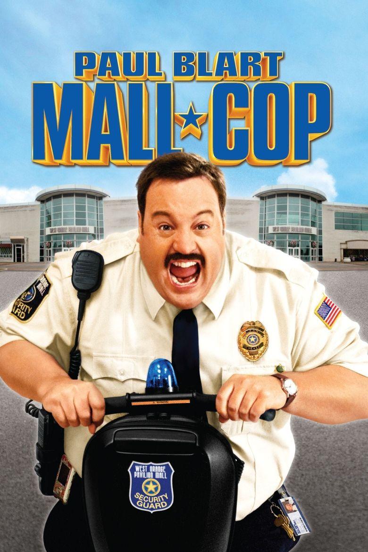 Paul Blart: Mall Cop Poster