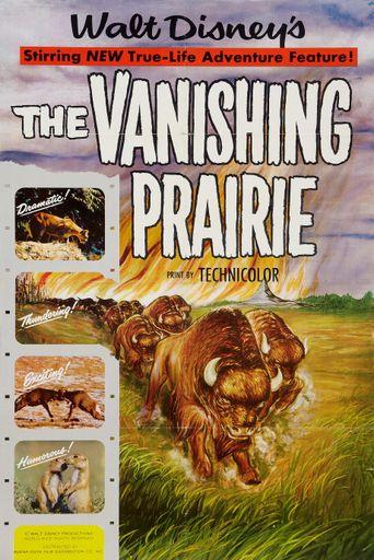 The Vanishing Prairie Poster