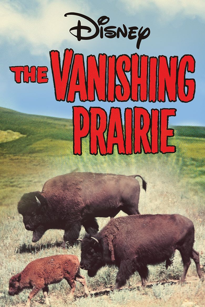 The Vanishing Prairie Poster