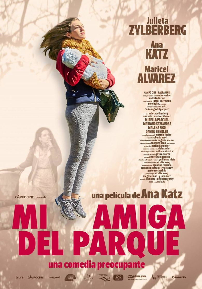 My Friend from the Park Poster