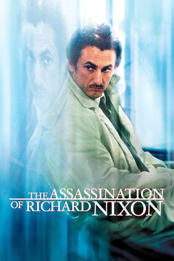 The Assassination of Richard Nixon Poster