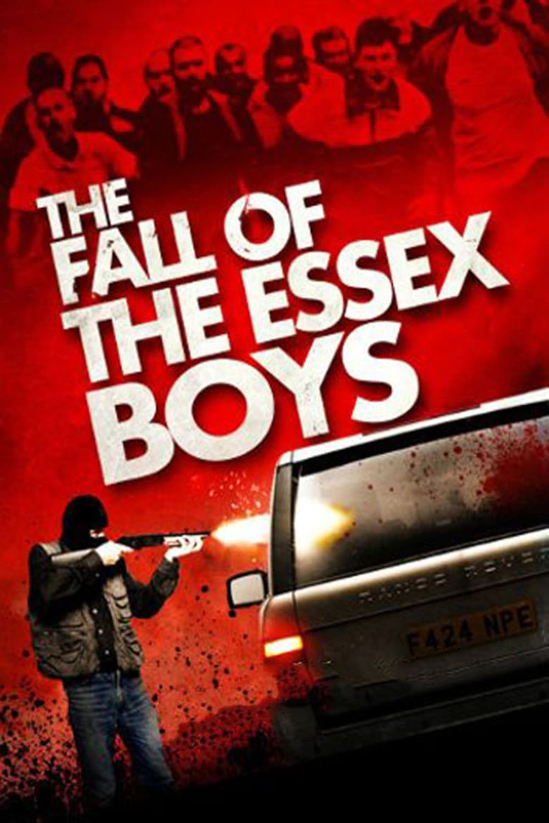 The Fall of the Essex Boys Poster
