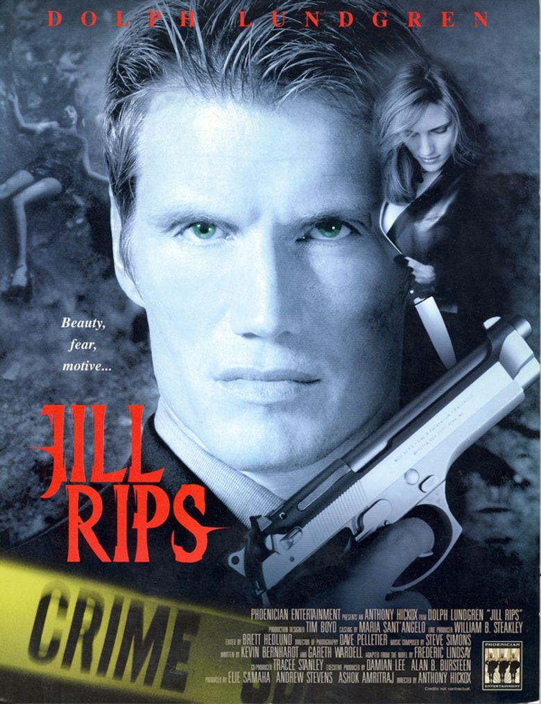 Jill Rips Poster