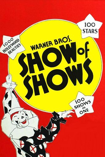 Show of Shows Poster