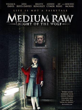 Medium Raw Poster