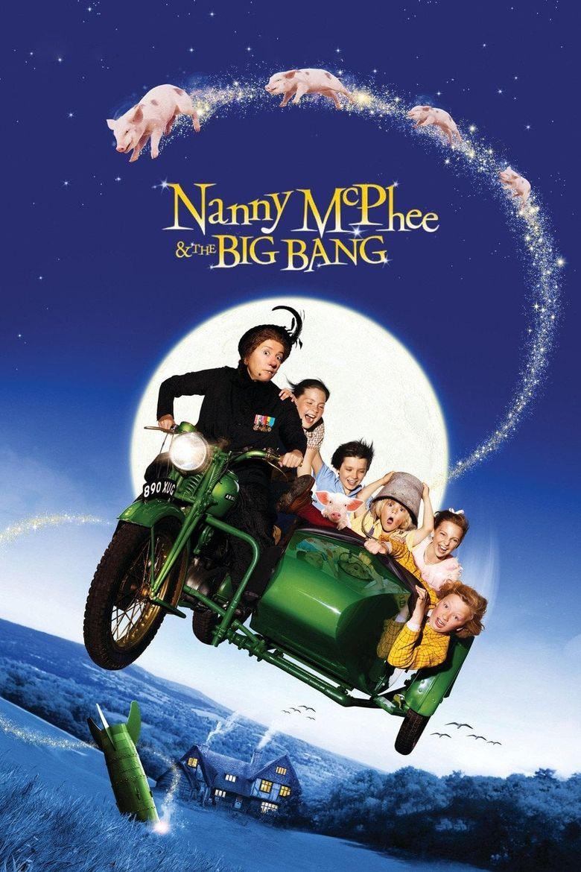 Nanny McPhee and the Big Bang Poster