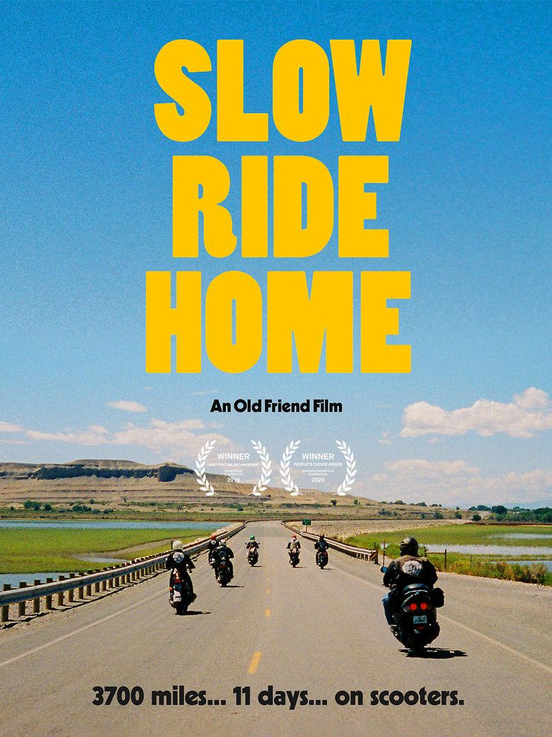 Slow Ride Home Poster