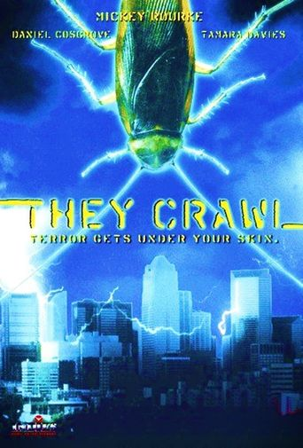 They Crawl Poster