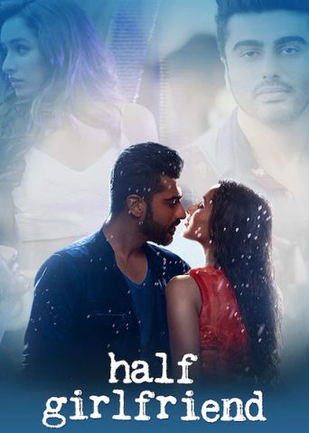 Half Girlfriend Poster