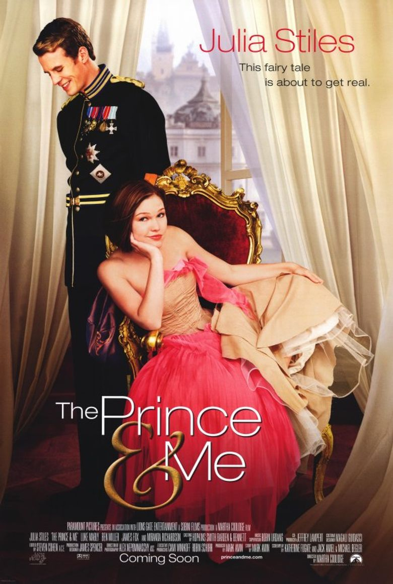 Watch The Prince & Me