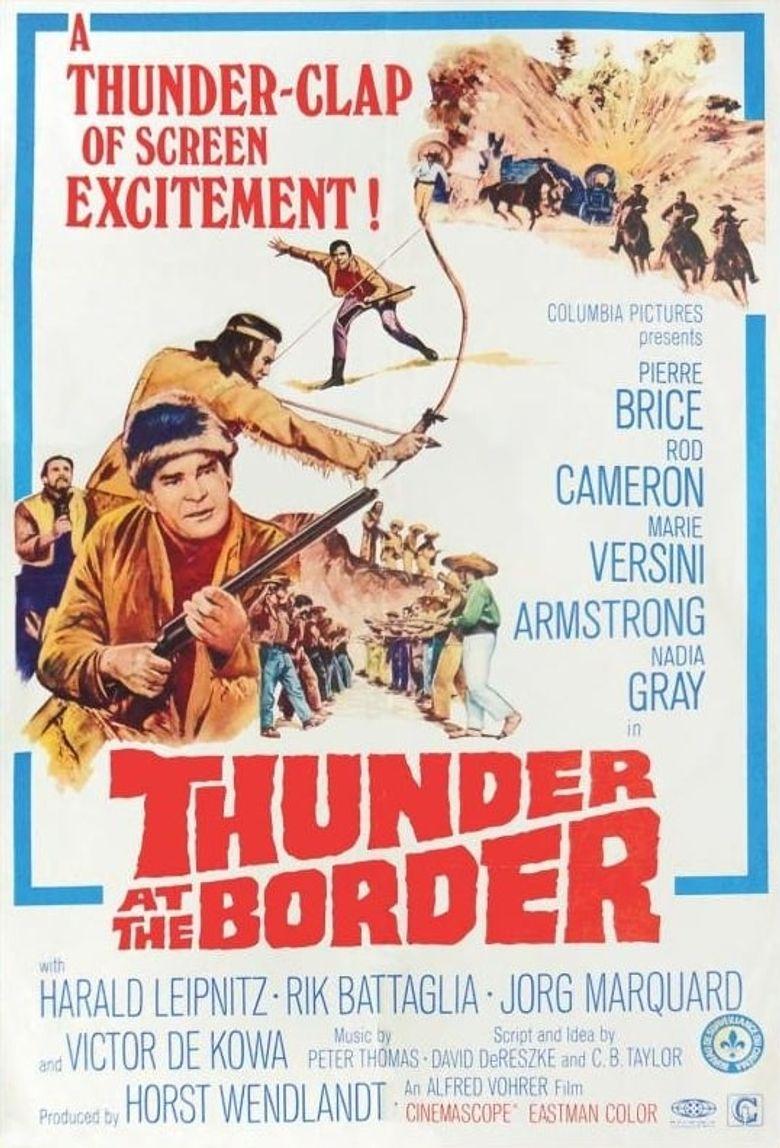 Thunder at the Border Poster