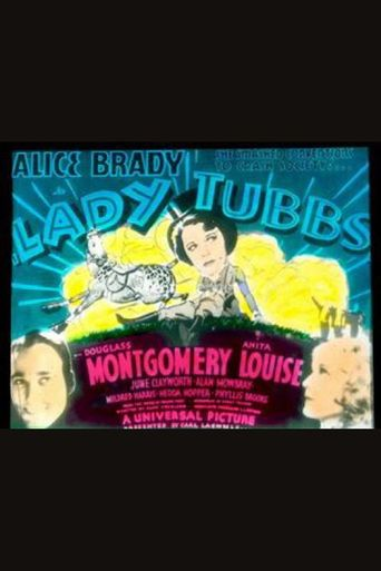 Lady Tubbs Poster
