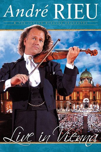 André Rieu - Live in Vienna Poster