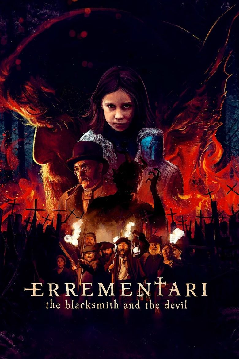 Errementari: The Blacksmith and the Devil Poster