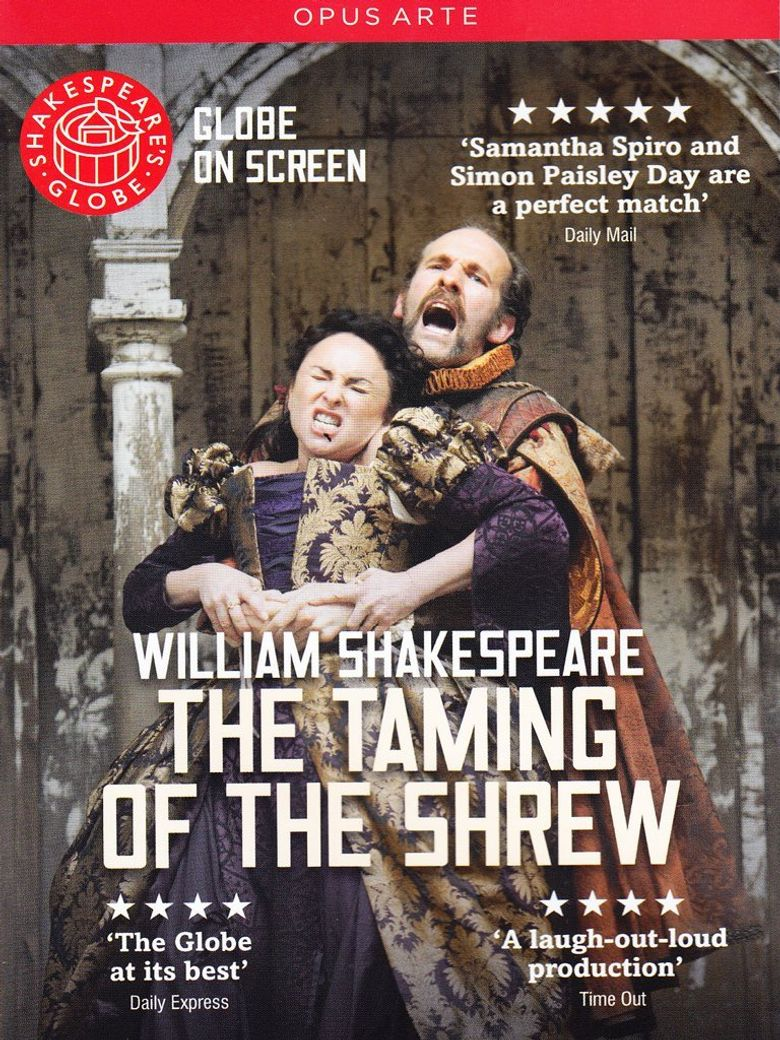 Taming of the Shrew Poster