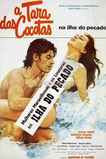 Tara das Cocotas na Ilha do Pecado Poster