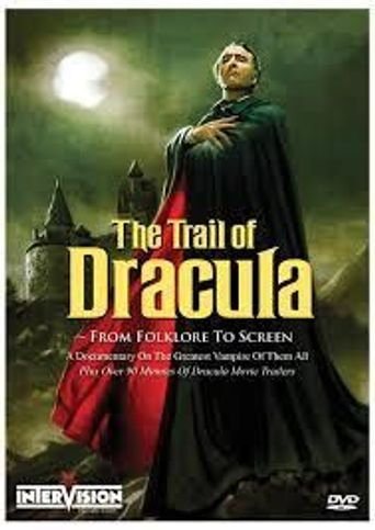 The Trail of Dracula Poster