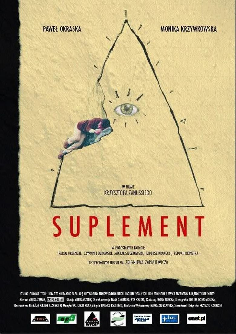 The Supplement Poster