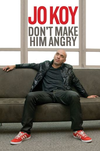 Jo Koy: Don't Make Him Angry Poster