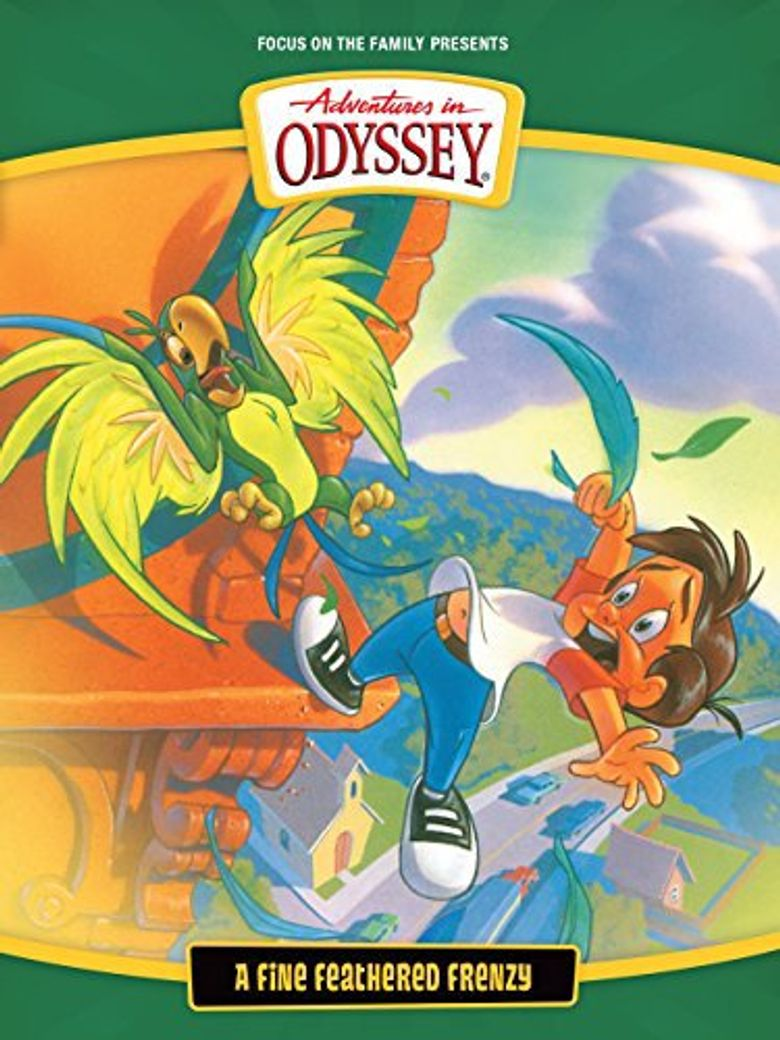 Adventures in Odyssey: A Fine Feathered Frenzy Poster