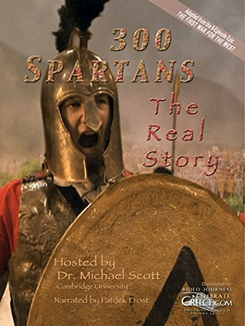 300 Spartans: The Real Story Poster
