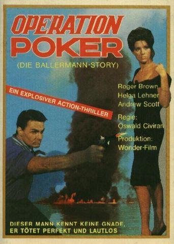 Operation Poker Poster