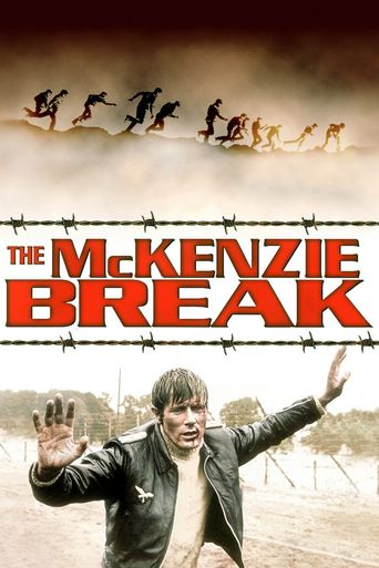 The McKenzie Break Poster