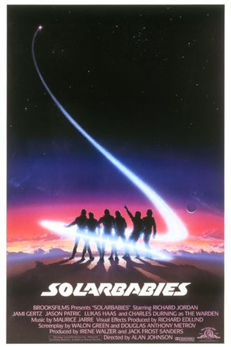Solarbabies Poster