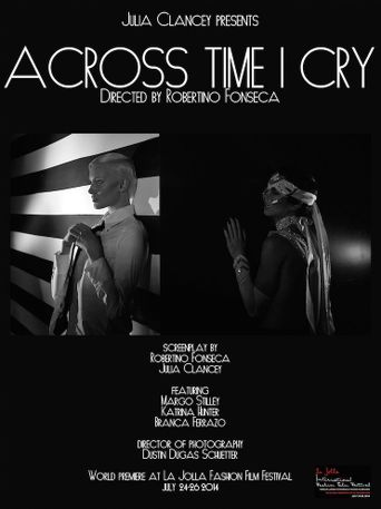 Across Time I Cry Poster