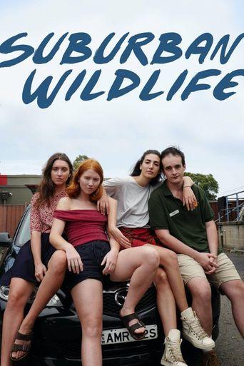 Suburban Wildlife Poster