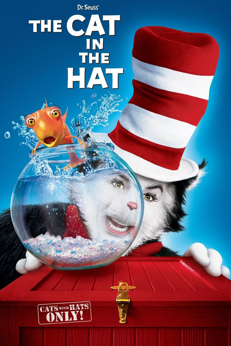 The Cat in the Hat Poster