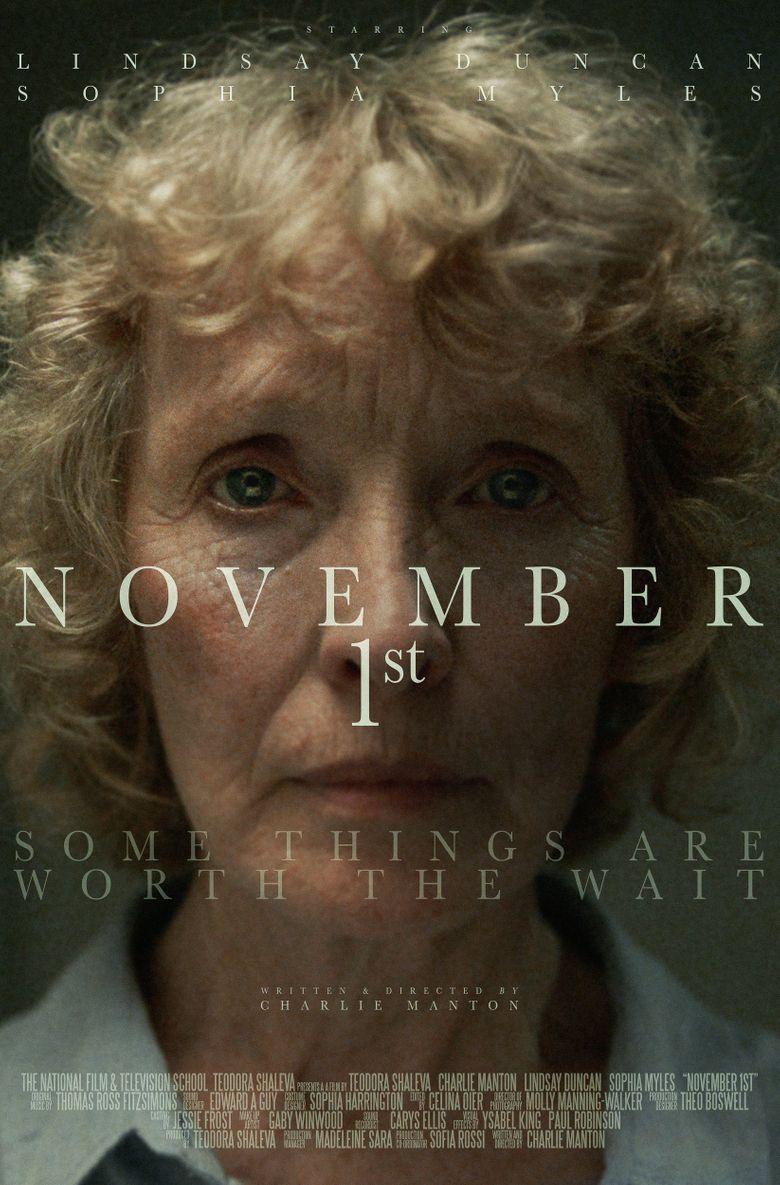 November 1st Poster