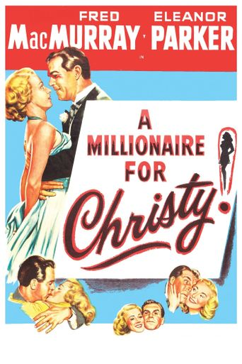 A Millionaire for Christy Poster