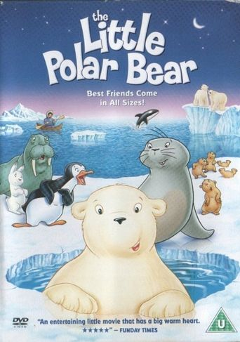 The Little Polar Bear Poster