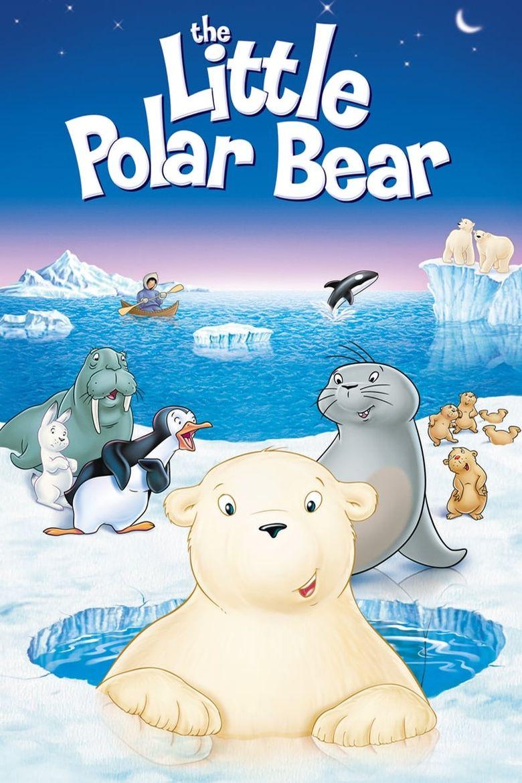 The Little Polar Bear Poster