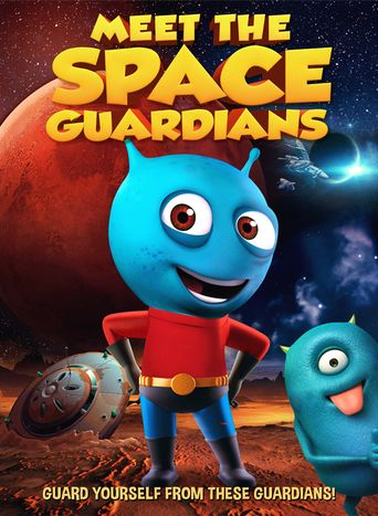 Meet The Space Guardians Poster