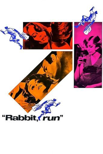 Rabbit, Run Poster