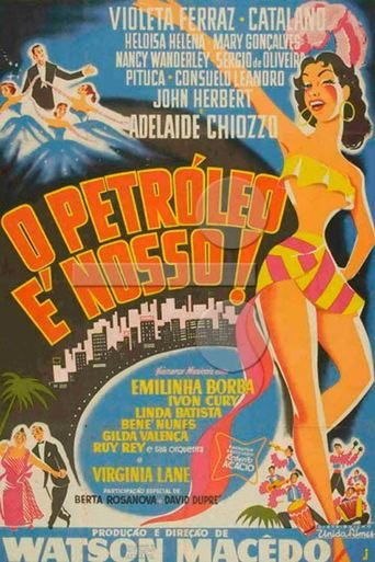 O Petróleo é Nosso Poster