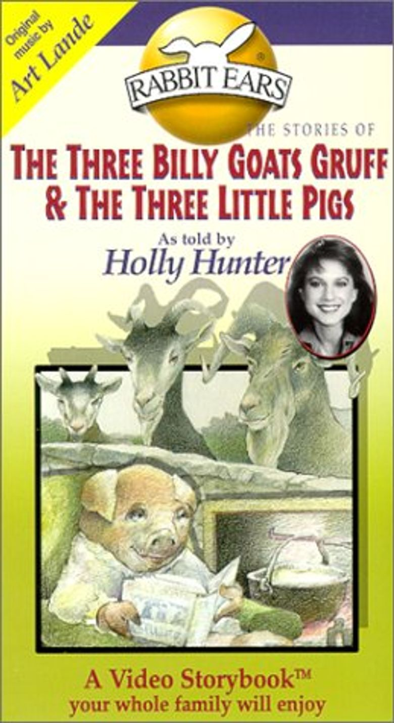 The Three Billy Goats Gruff and The Three Little Pigs Poster