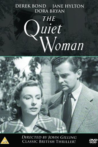 The Quiet Woman Poster