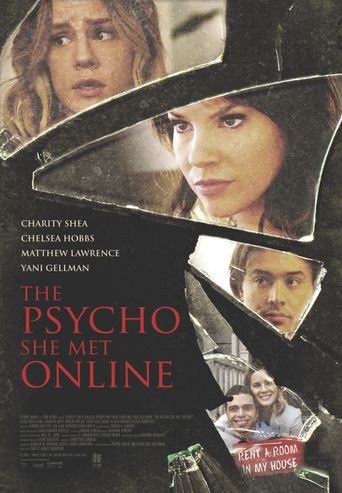 The Psycho She Met Online Poster