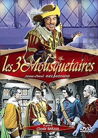 Les Trois Mousquetaires Poster