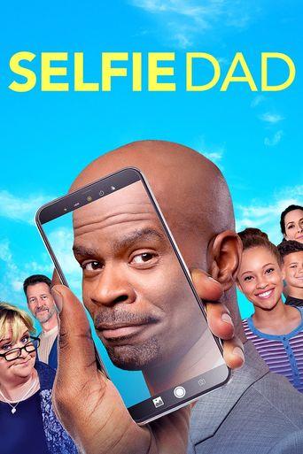 Selfie Dad Poster