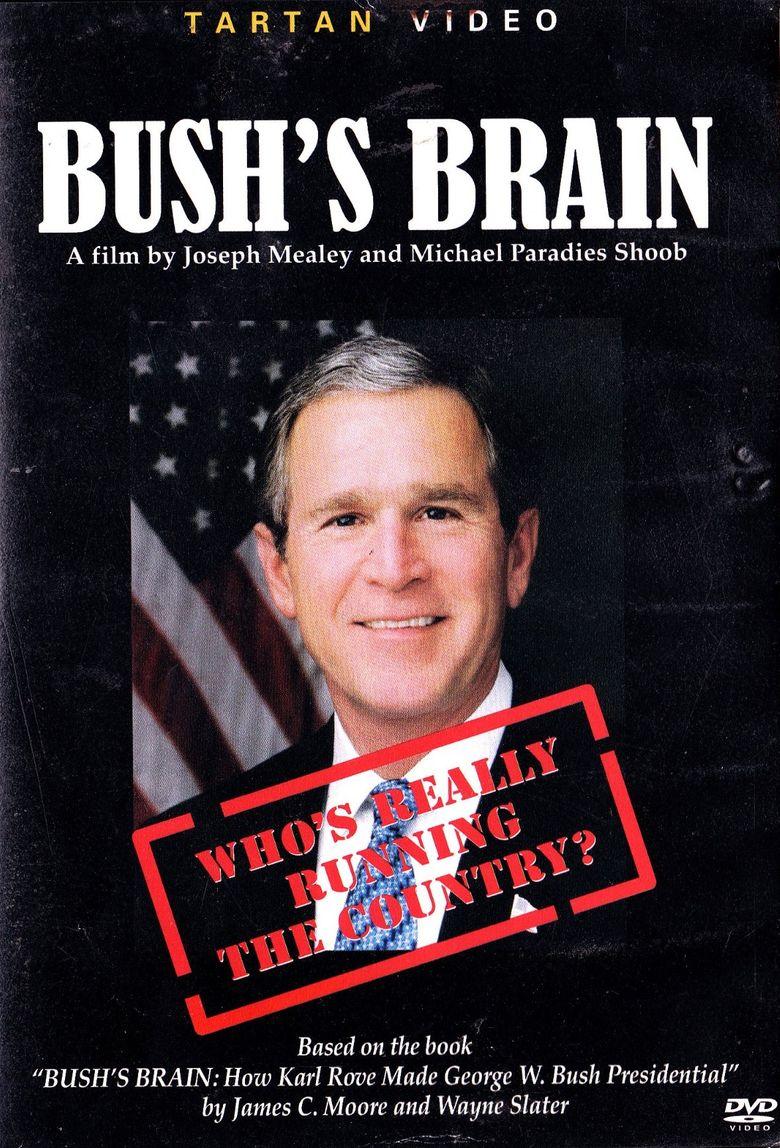 Bush's Brain Poster