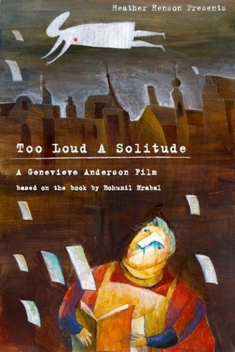 Too Loud a Solitude Poster