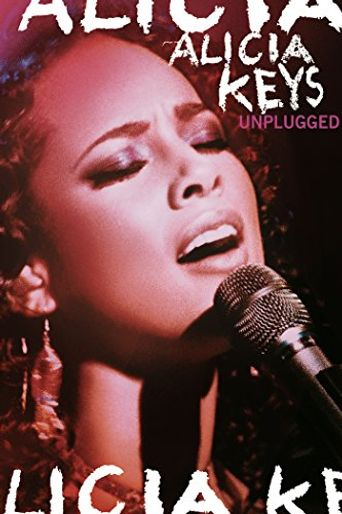 Alicia Keys: Unbreakable, Unplugged Version Poster