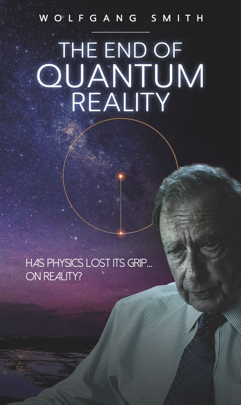 The End of Quantum Reality Poster