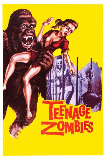 Teenage Zombies Poster