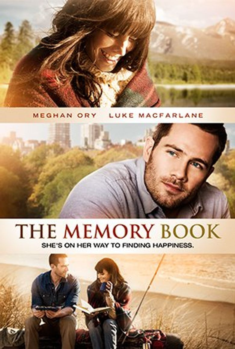 The Memory Book Poster