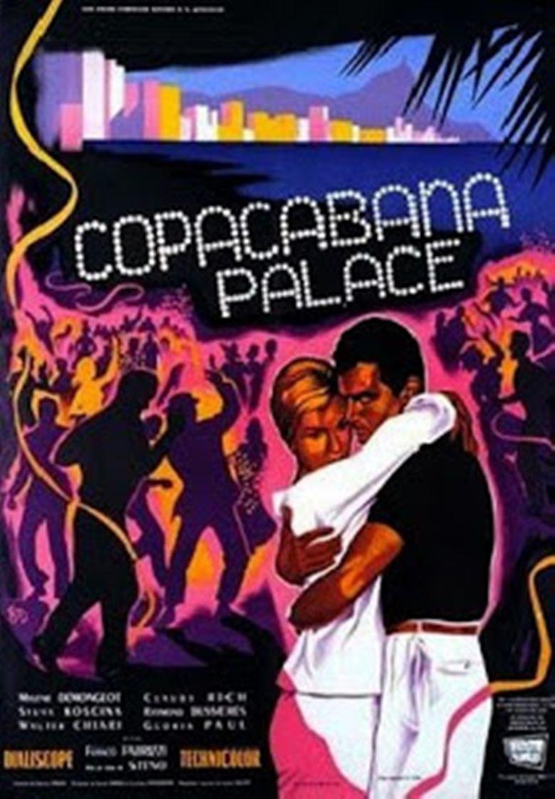 Copacabana Palace Poster
